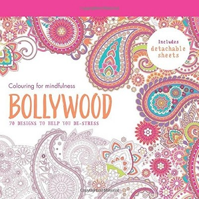 Bollywood: 70 designs to help you de-stress (Paperback)
