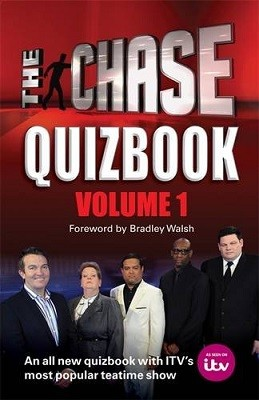 The Chase Quizbook Volume 1: The Chase is on! - Chase (Hardback)