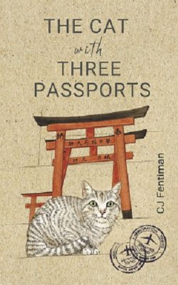 The Cat with Three Passports (Paperback)