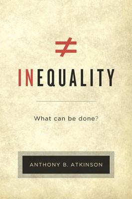 Inequality (Hardback)