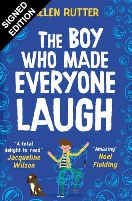 The Boy Who Made Everyone Laugh: Signed Bookplate Edition (Paperback)