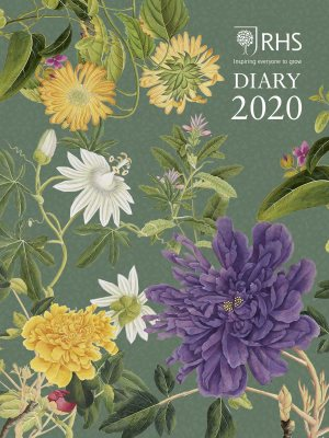 RHS Green Pocket Diary 2020 (Diary)