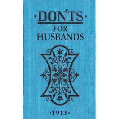 Don'ts for Husbands (Hardback)