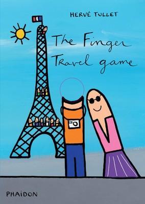The Finger Travel Game (Hardback)