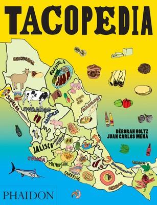 Tacopedia: The Taco Encyclopedia (Paperback)