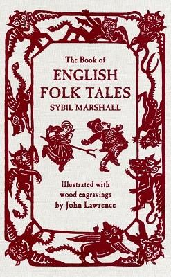 The Book of English Folk Tales (Hardback)