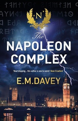 The Napoleon Complex - The Book of Thunder (Paperback)