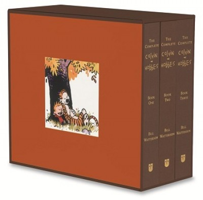 The Complete Calvin and Hobbes - Calvin and Hobbes (Hardback)