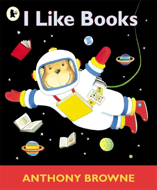 I Like Books (Paperback)