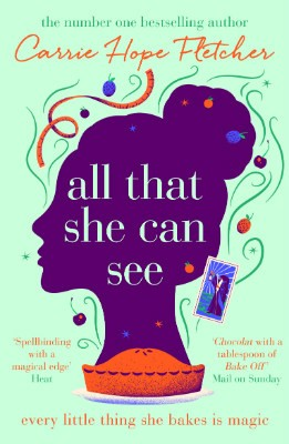 Cover of the book, All That She Can See.