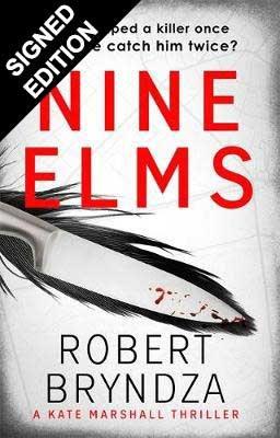 Nine Elms: Signed Edition - Kate Marshall (Hardback)