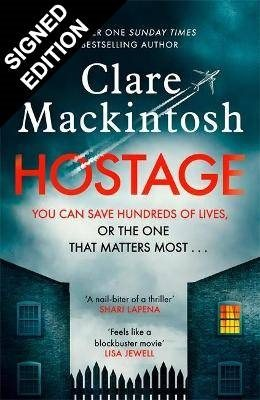 Hostage: Signed Edition (Hardback)