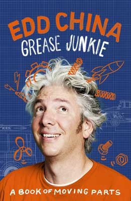 Grease Junkie: A book of moving parts (Hardback)