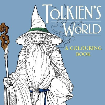 Tolkien's World: A Colouring Book - Tolkien (Paperback)