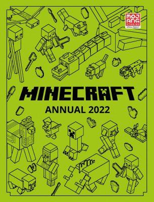 Minecraft Annual 2022 (Hardback)