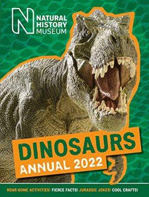 Natural History Museum Dinosaurs Annual 2022 (Hardback)