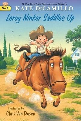 Leroy Ninker Saddles Up: Tales from Deckawoo Drive, Volume One - Tales from Deckawoo Drive (Paperback)