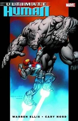 Ultimate Hulk Vs. Iron Man: Ultimate Human (Paperback)