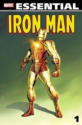 Essential Iron Man Vol.1 ((all-new Edition)) (Paperback)