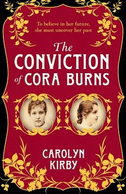 The Conviction Of Cora Burns (Paperback)