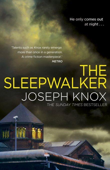 The Sleepwalker - Aidan Waits (Hardback)