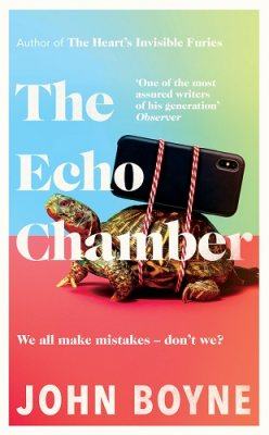 The Echo Chamber (Hardback)