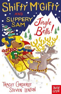 Shifty McGifty and Slippery Sam: Jingle Bells!: Two-colour fiction for 5+ readers - Shifty McGifty and Slippery Sam (Paperback)
