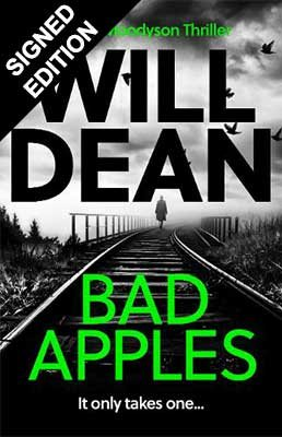 Bad Apples: A Tuva Moodyson Mystery - Signed Edition (Hardback)
