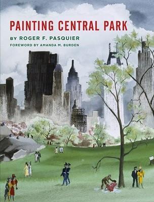 Painting Central Park (Hardback)