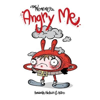 The Me Me Me's: Angry Me (Paperback)