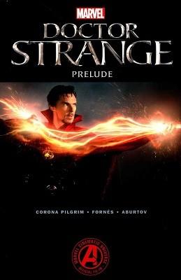 Marvel's Doctor Strange Prelude (Paperback)