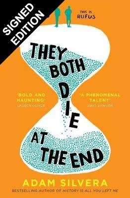 They Both Die at the End: Signed Bookplate Edition (Paperback)