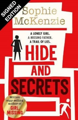 Hide and Secrets: Signed Edition (Paperback)