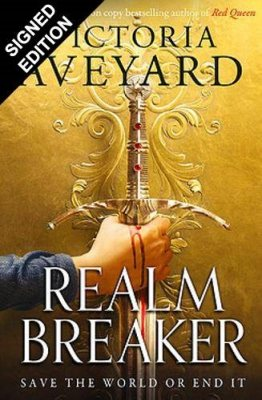 Victoria Aveyard and Kester Grant in conversation with Samantha Shannon
