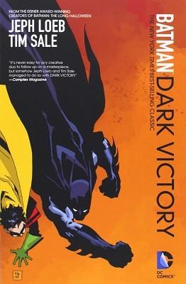 Batman: Dark Victory (New Edition) (Paperback)