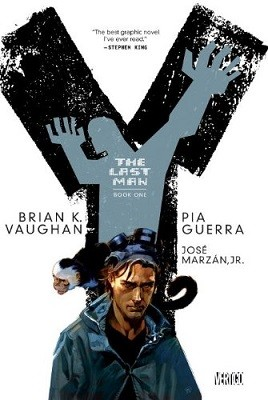 Y The Last Man Book One (Paperback)