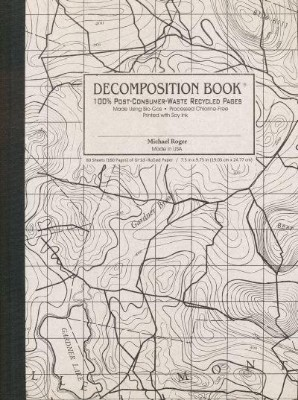 Topographical Decomposition Ruled Book