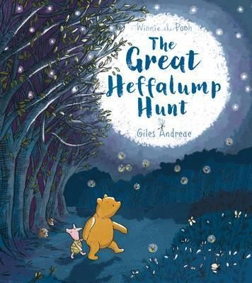 Winnie-the-Pooh: The Great Heffalump Hunt (Paperback)