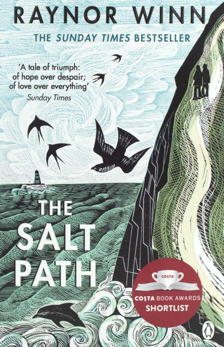 The Salt Path by Raynor Winn | Waterstones
