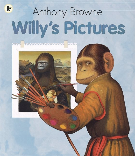 Willy's Pictures - Willy the Chimp (Paperback)