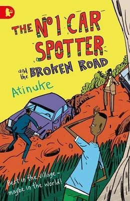 The No. 1 Car Spotter and the Broken Road - Walker Racing Reads (Paperback)