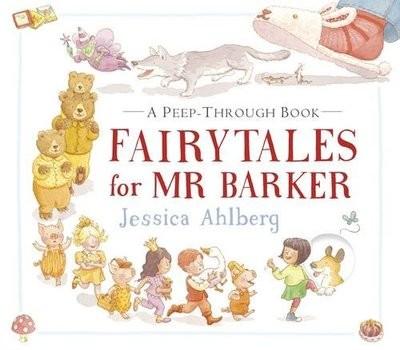 Fairytales for Mr Barker (Hardback)