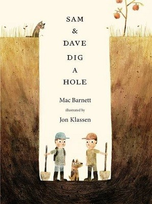 Sam and Dave Dig a Hole (Paperback)