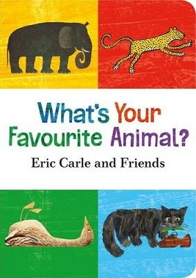 What's Your Favourite Animal? (Board book)