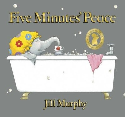 Five Minutes' Peace - Large Family (Board book)