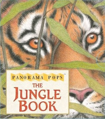 The Jungle Book - Panorama Pops (Hardback)