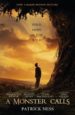 A Monster Calls (Movie Tie-in) (Paperback)