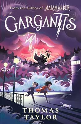 Gargantis - The Legends of Eerie-on-Sea (Paperback)