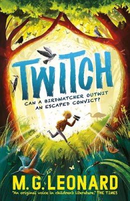 Twitch (Paperback)
