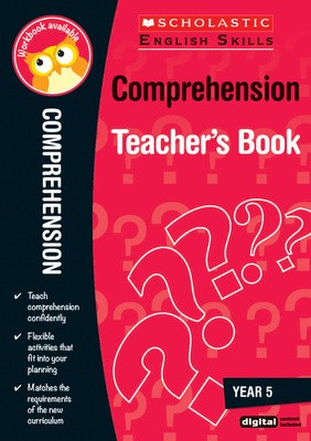 Comprehension Teacher's Book (Year 5) - Scholastic English Skills